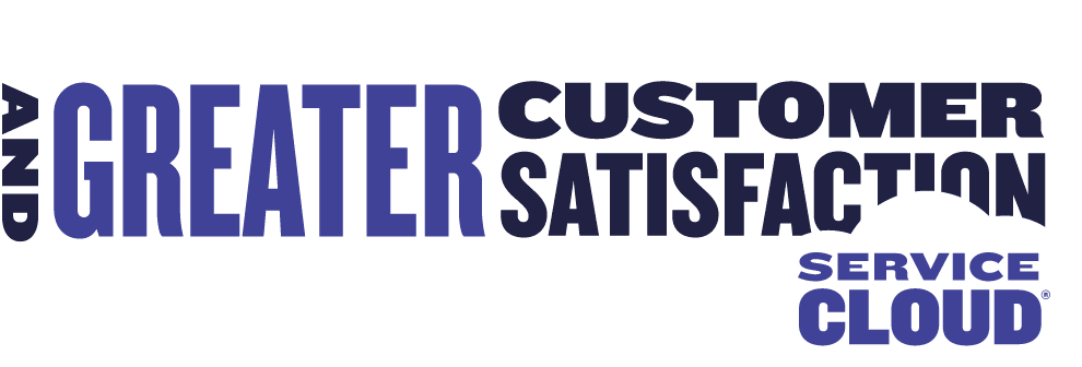 Improved Performance Management And Greater Customer Satisfaction In The Salesforce Service Cloud